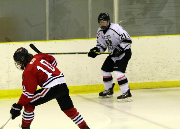 #21 Fehr played last season with Eastman Selects